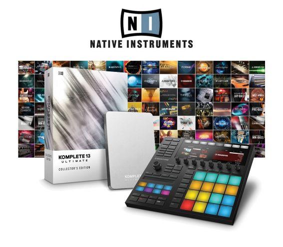 Native Instruments Maschine MK3 & Komplete 13 Ultimate Collectors Edition