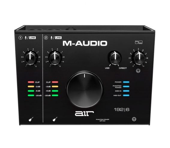 M-Audio Air 192|6 USB Audio Interface
