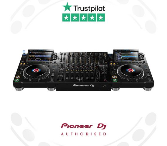 Pioneer CDJ-3000 and DJM-V10 Pro Bundle Deal