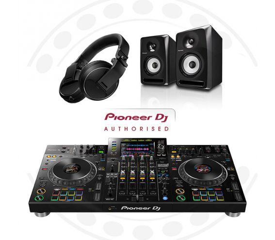 Pioneer XDJ-XZ, S-DJ50X, & HDJX5 DJ Equipment Package Deal