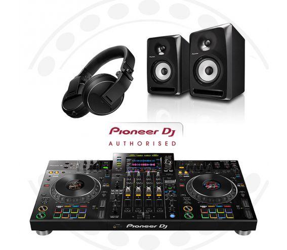 Pioneer XDJ-XZ, SDJ60X, & HDJX5 DJ Equipment Bundle Deal