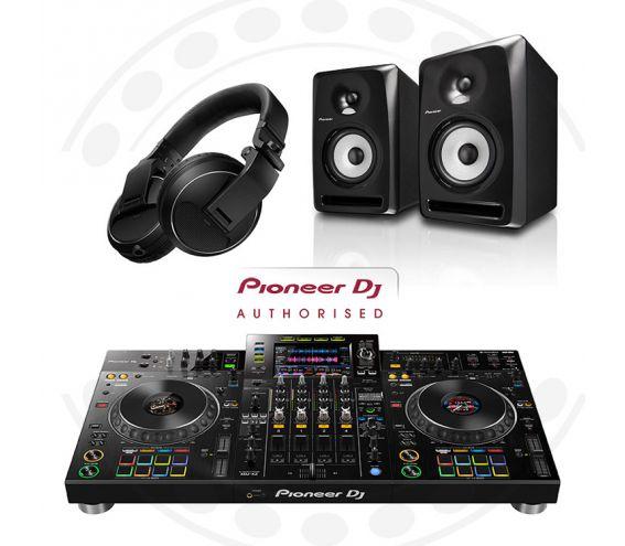 Pioneer XDJ-XZ, S-DJ80X, & HDJX5 DJ Package Dea