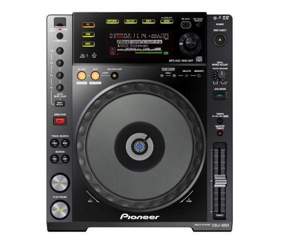 Pioneer CDJ-850K CD MP3 USB Player & Controller