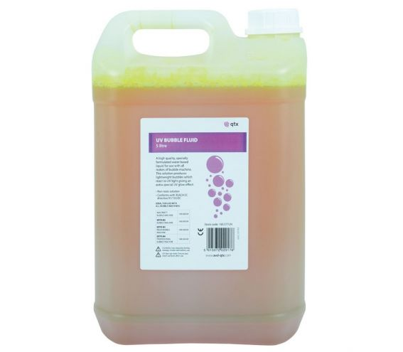 UV Bubble fluid 5ltr