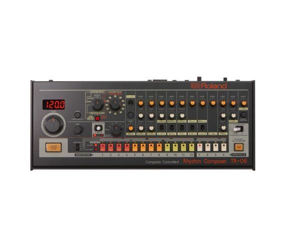 Roland TR-08 Rhythm Composer Top View