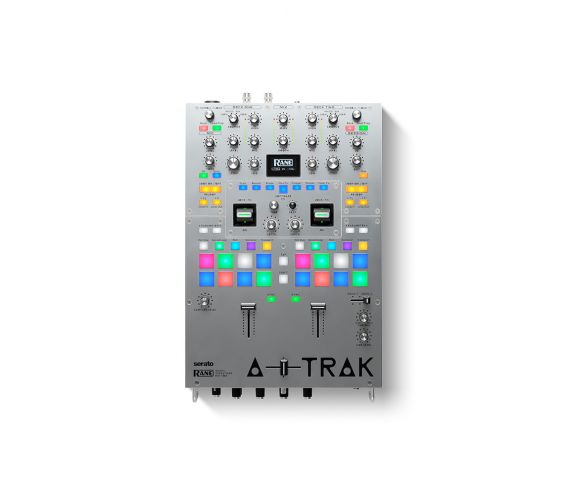 RANE SEVENTY A-TRAK SIGNATURE EDITION   Signature DJ Mixer with Fader FX   Introduction Main Image