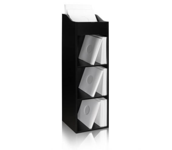 Zomo VS-Box 100/4 Vinyl Storage Solution Black