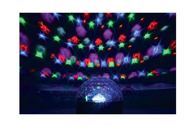 Party & Home Disco Lights