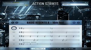 Action Strikes