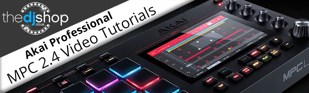 MPC 2.4 Video Tutorials