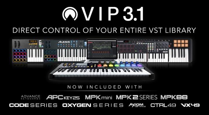 New VIP 3 1 Software Update