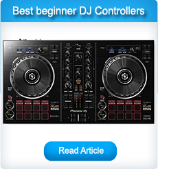 Best beginner DJ Controllers 2018