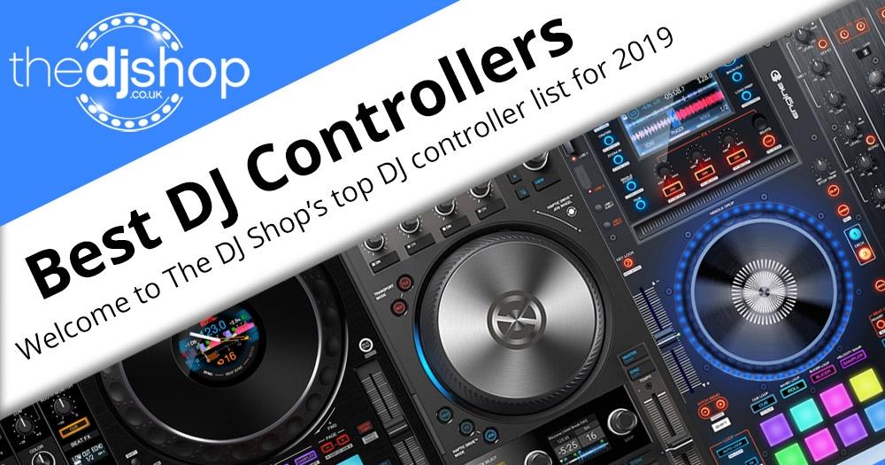 best serato dj controller 2018
