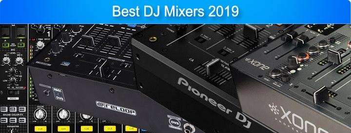 Best DJ MIxers 2019