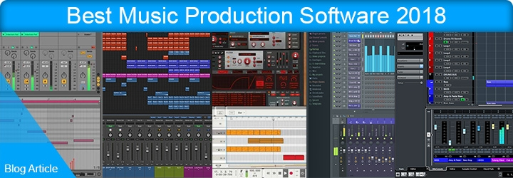 Best Music Production Software 2018