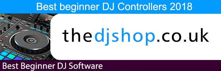 Best beginner DJ Controllers 2018
