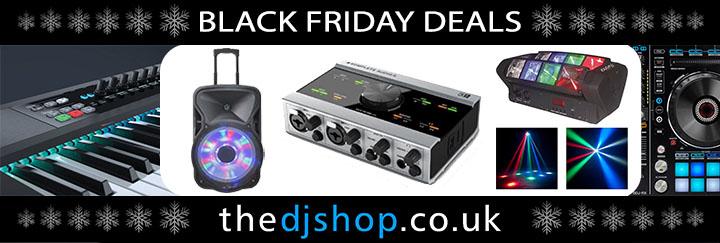 The DJ Shop - Black Friday Deals 2016