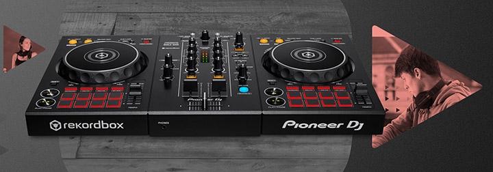 Pioneer DDJ-400 Starter DJ Controller