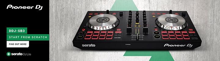 Pioneer DDJ-SB3 Starter DJ Controller