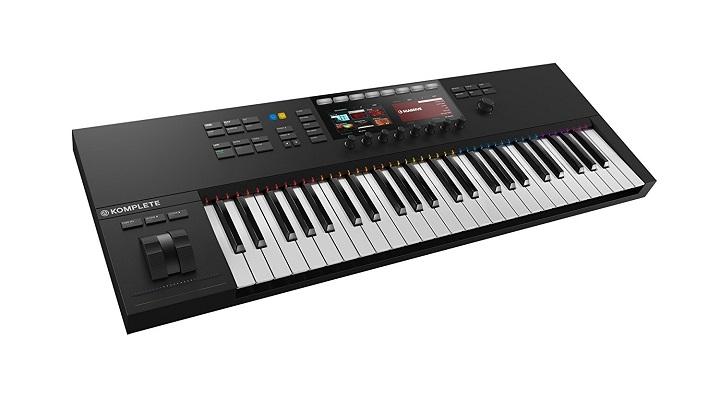 Native Instruments Komplete Kontrol S49-Mk2 MIDI Keyboard Controller