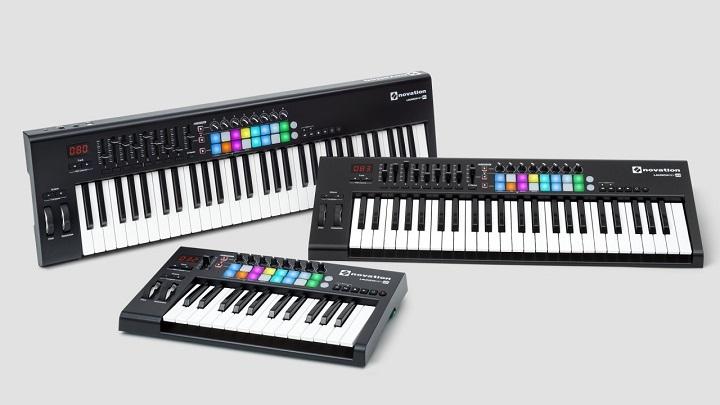 Novation Launchkey 25,49,61 MIDI Keyboard Controller