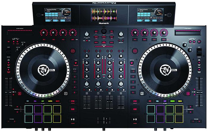 Numark NS7 III four-deck DJ Controller