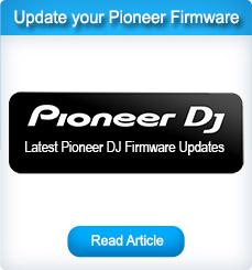 Pioneer DJ Firmware Updates