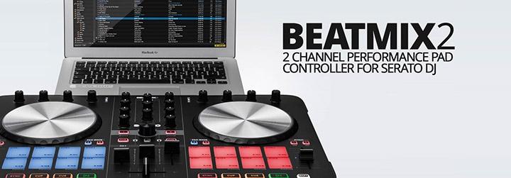Reloop Beatmix 2 Starter DJ Controller