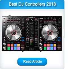Best DJ Controllers 2018