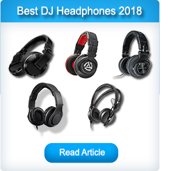 Top 5 Best DJ Headphones 2018