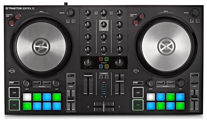 Best Beginner DJ Controllers 2019