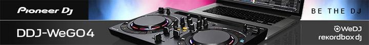 Pioneer DDJ-WeGo-4 Starter DJ Controller