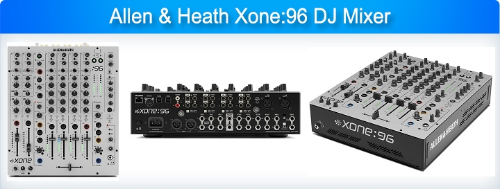 Xone:96 DJ MIxer