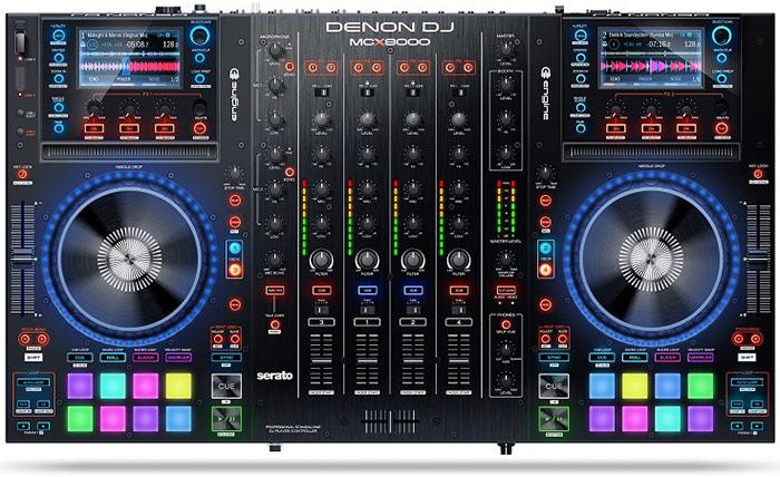 Denon MCX8000 Standalone DJ Controller