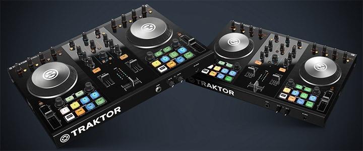 Traktor S2 Starter DJ Controller