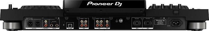 Pioneer XDJ-RX2 Rear
