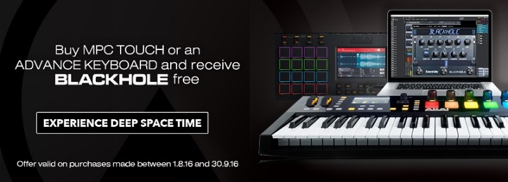 Eventide Blackhole Exclusive Software Offer