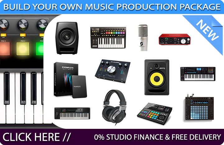 Build Your Own Music Production Package