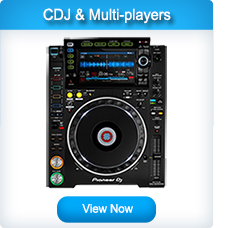 Pioneer DJ CDJ & Multi-players
