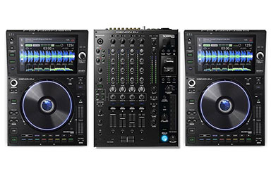 DJ Equipment Packages