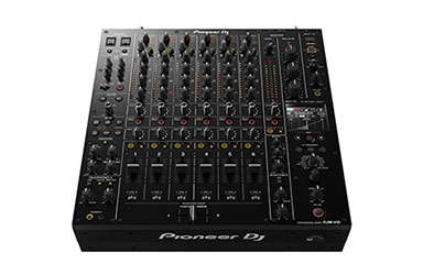 DJ Mixers, PA Mixers and Desks