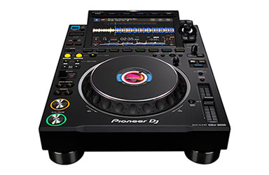 DJ Multimedia and CDJ Players