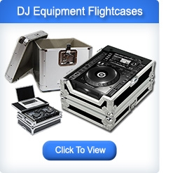 DJ Equipment Protective Flightcases
