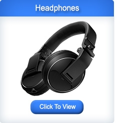 DJ and Studio Headphones - Gift Ideas