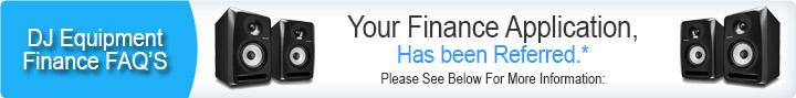 Finance Referred