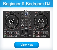 Beginner and Bedroom DJ Controllers