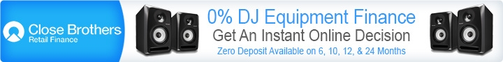 0% DJ Equipment Finance
