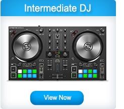 Intermediate DJ Controllers