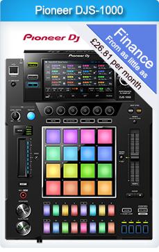 Pioneer DJS-1000 Stand-alone DJ Sampler