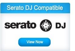 Serato Compatible DJ Controllers